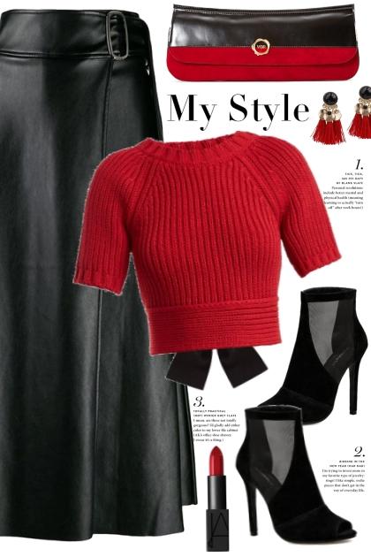 Red & Black!