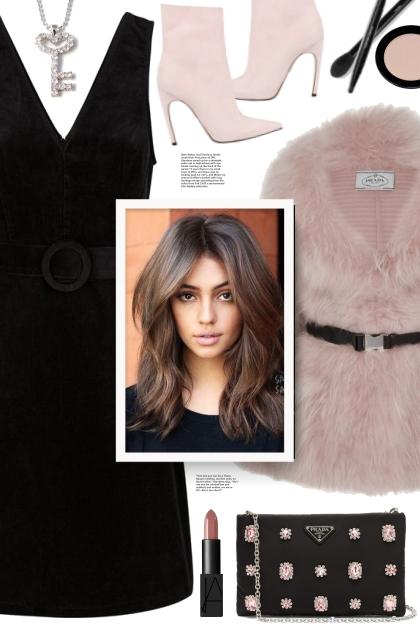 Pink Prada Jacket!
