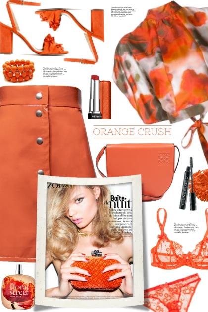 Orange Crush!