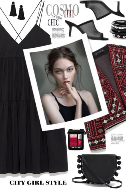 Zara Tiered Dress!