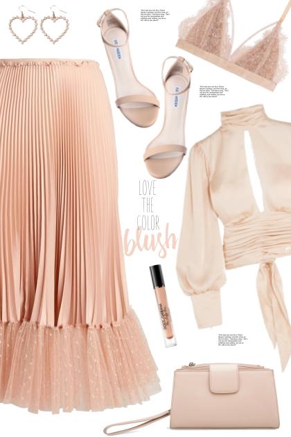 Love The Color Blush!