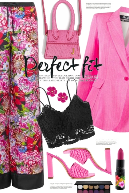 Perfect Pink!
