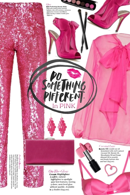 All Pink!- Fashion set
