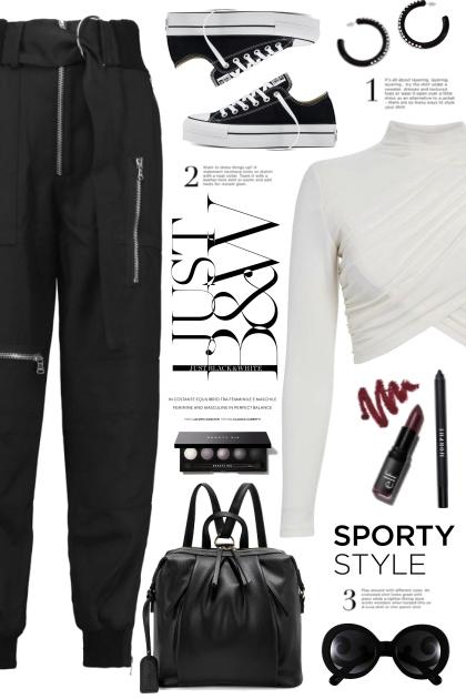 Weekend Sporty Style!