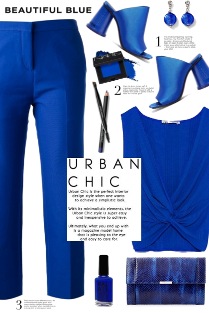 Beautiful Cobalt Blue!