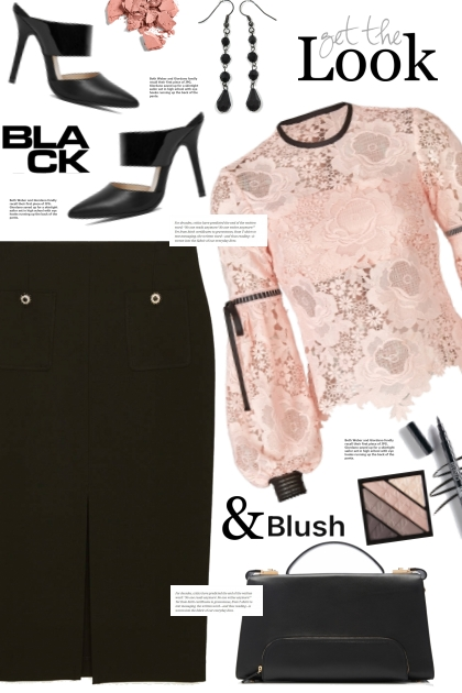 Blush Lace Top!