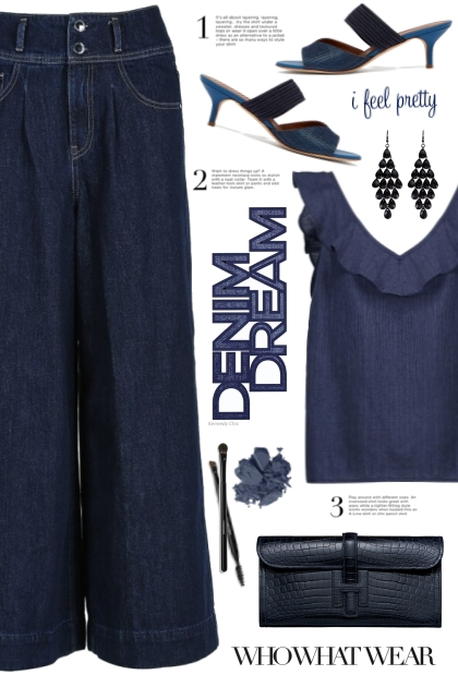 Denim Dream!