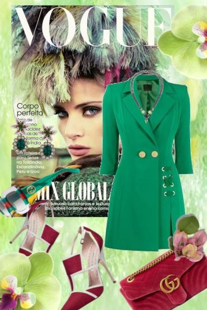 Blazer dress 2
