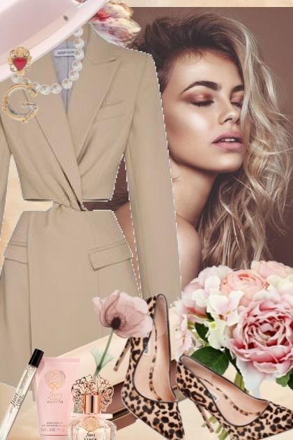 Blazer Dress 9