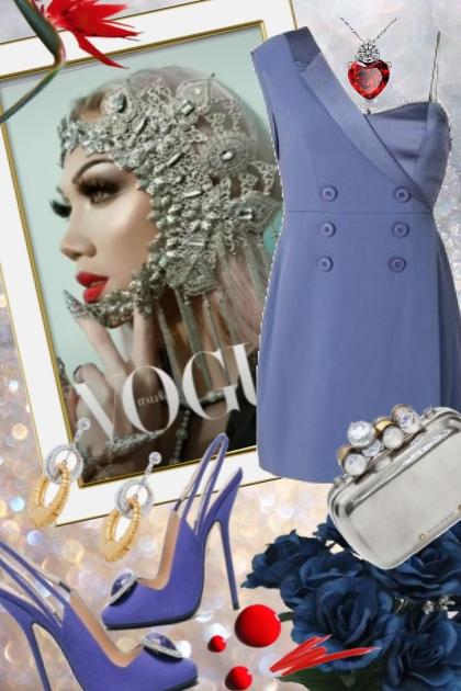Blazer Dress 10