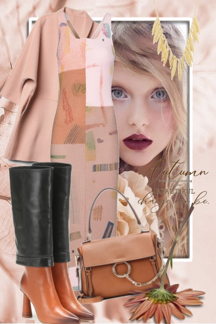 Kledd for høsten- Fashion set