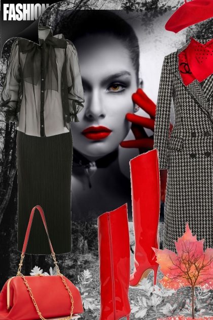 Autumn outfit 11-11