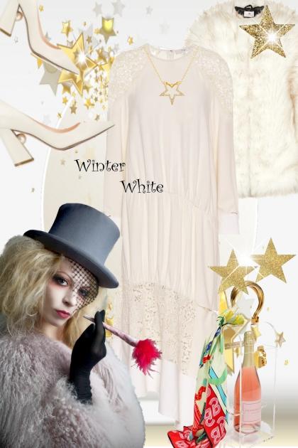 Hvitt i vinter 3-12