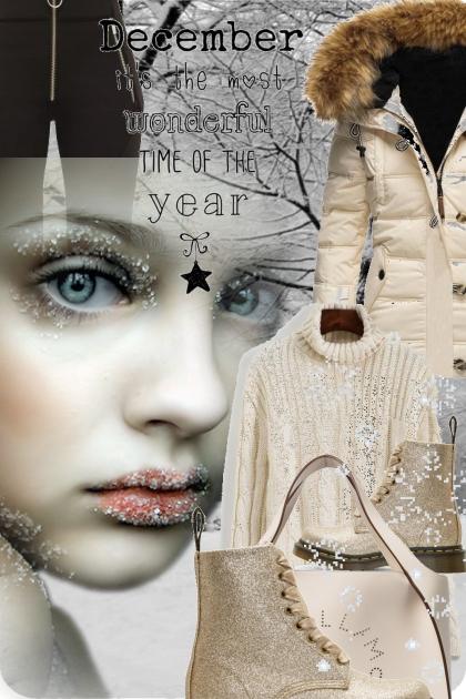 Vinterkledd