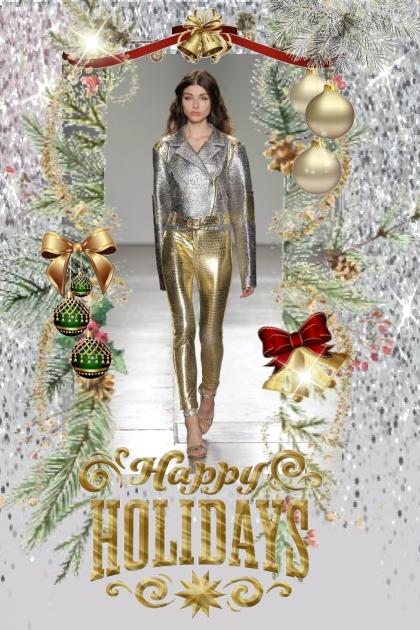 Gold and silver 19- Combinazione di moda