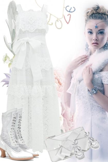 White dress 24-2