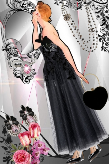 Black gown 27-2