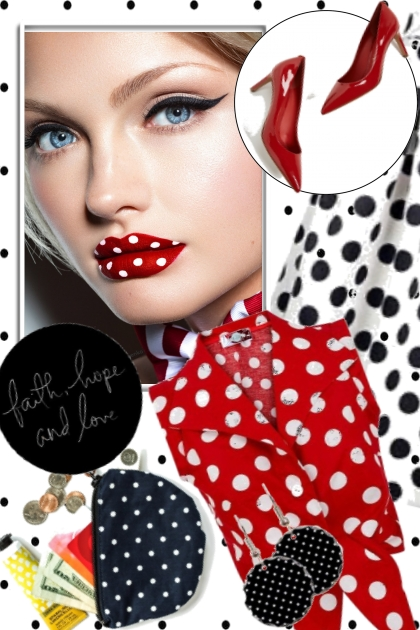 Dots 21- Fashion set