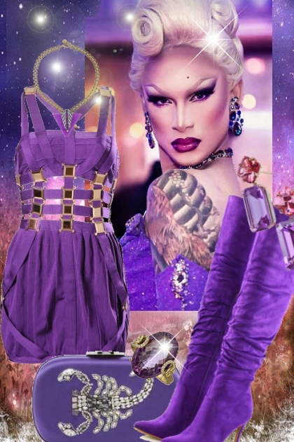 Purple 4-5