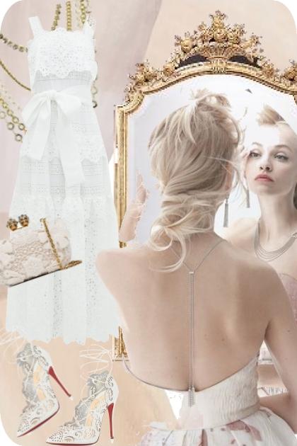 White dress 5-5