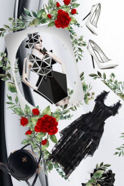 Black dress 11-6
