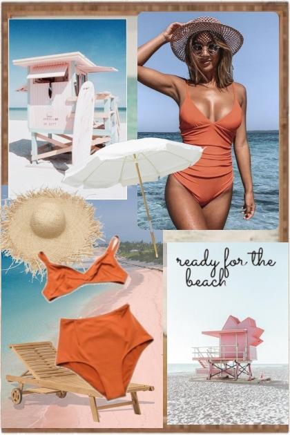 Ready for the beach