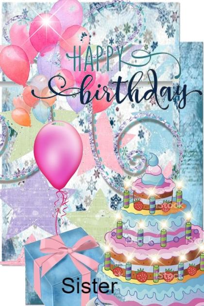 Happy Birthday Sylvia