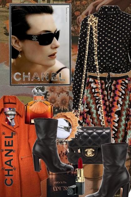 Chanel på høsten