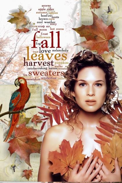 Fall art 5- Fashion set