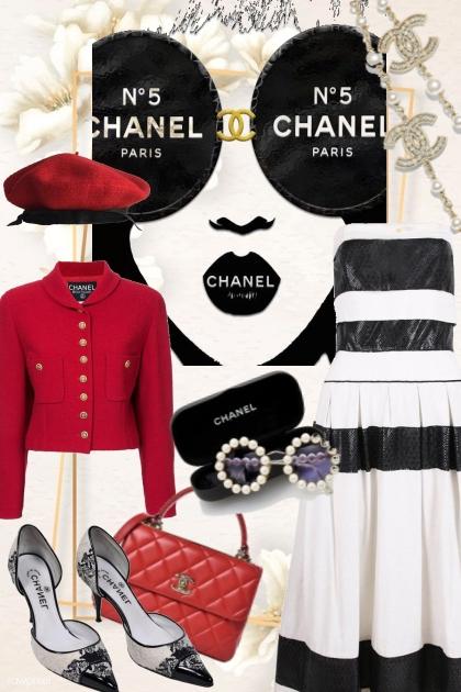 Chanel antrekk til våren