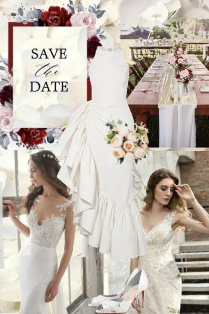 Brudekjole 10