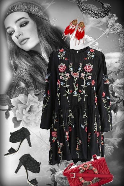 Gypsy Charm- Combinazione di moda