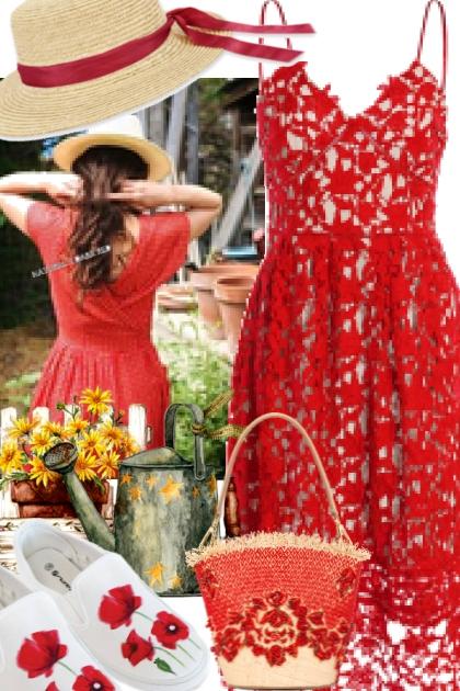 Scarlet Garden