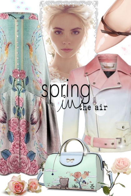 Spring in the air!