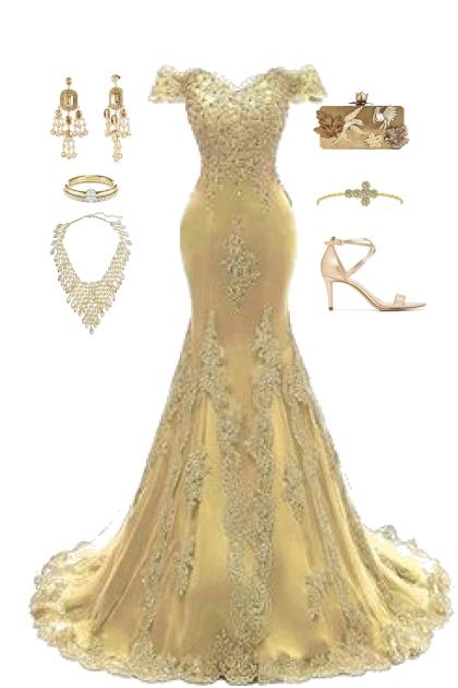 Gorgeous Gold