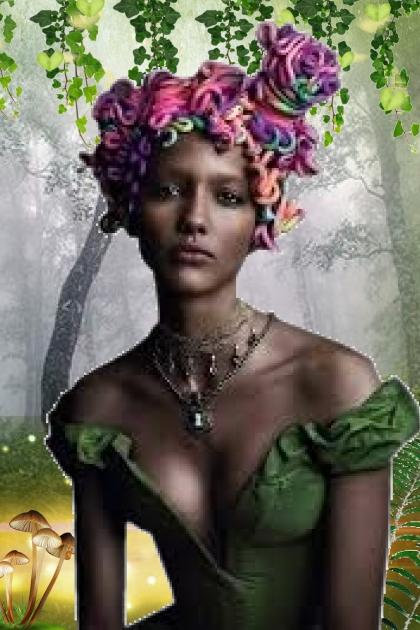 La Belle Femme Creole