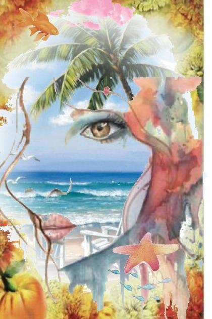 The Beach Girl