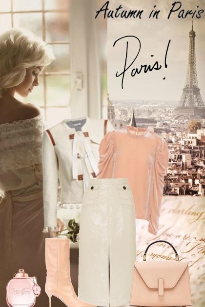 Autumn in Paris- Fashion set