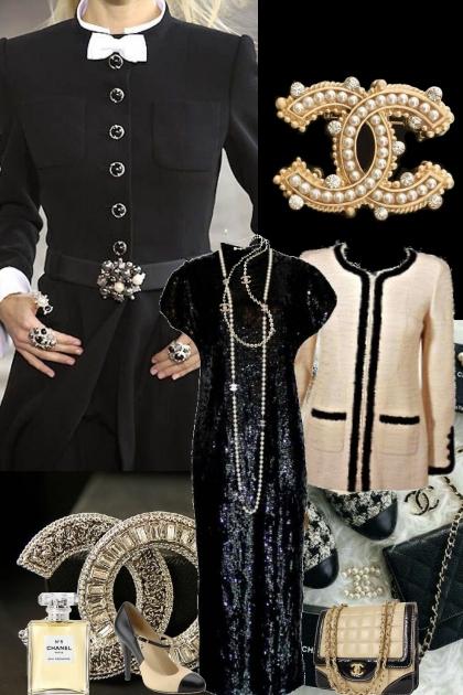 Chanel- Modna kombinacija