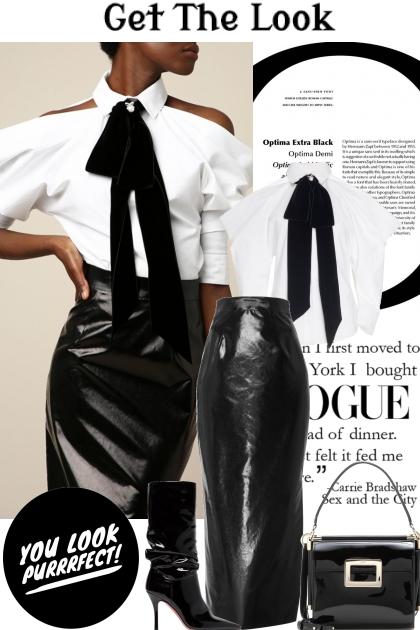 Get the look !- Combinaciónde moda
