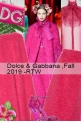 Dolce & Gabbana ,Fall 2019 -RTW 5