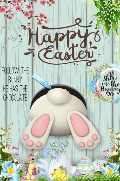Happy Easter !!
