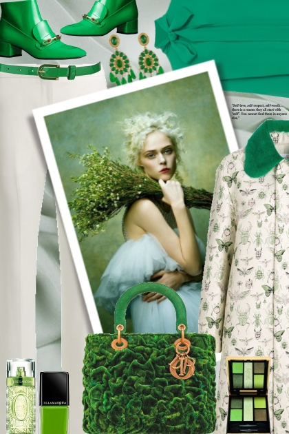 Green for Spring