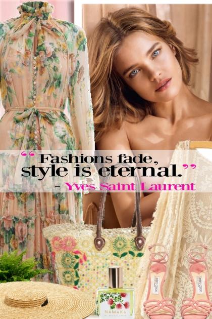 Style is Eternal ....