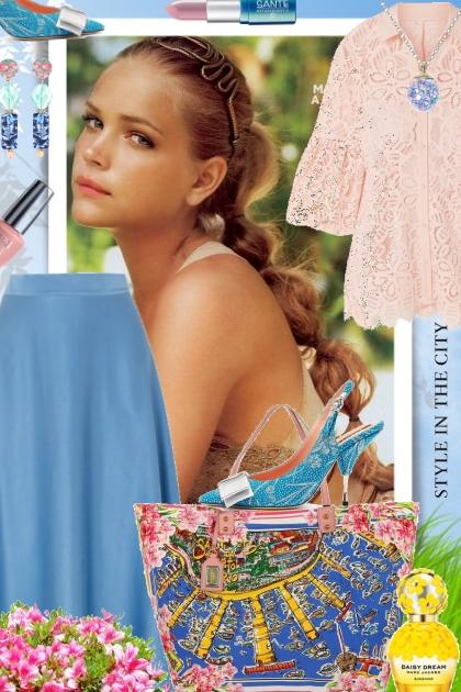 trendMe # 1719- Combinazione di moda