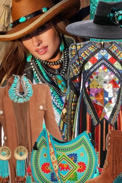 Bohemian life - Fashion set
