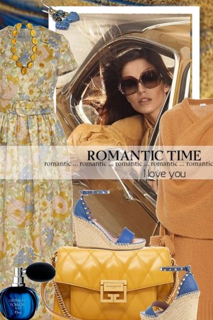 Romantic Time.....