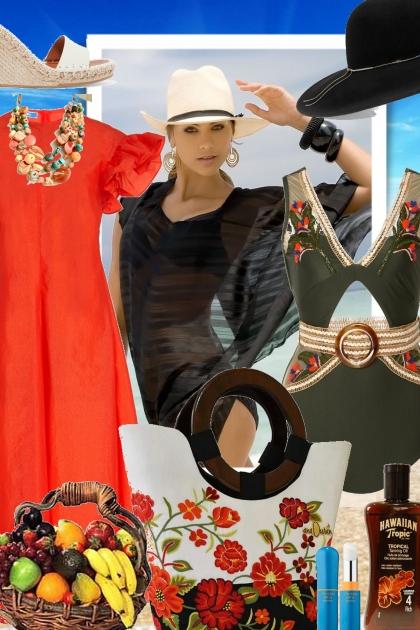 Summer breeze- Fashion set