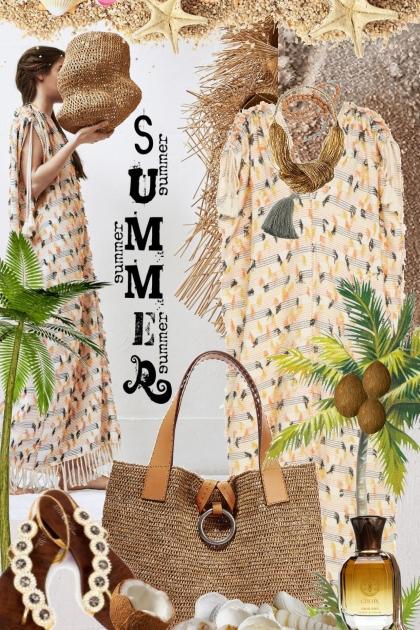 Summer ...!- 搭配