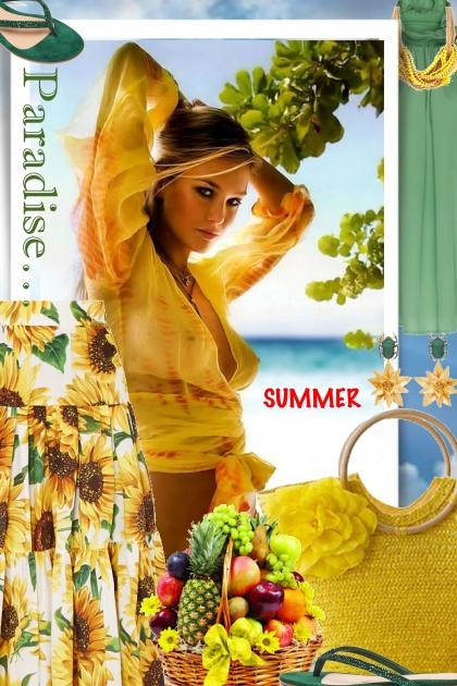 Summer Paradise ..